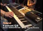 Jimmy & Fantom G 3/4