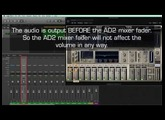 Separate Output modes in Addictive Drums 2