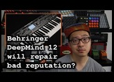 Behringer DeepMind 12 will repair Behringer's reputation? - Music Tech News