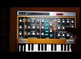 [Tuto] #37 - Hi-Hat - Basic Synth Programming (minimoog)
