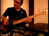 Runaway Fender Precision Road Worn
