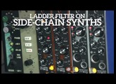 Moog 500 Series Ladder Filters