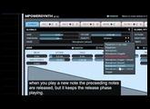 MPowerSynth tutorials - Part 2 - Global settings