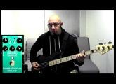 The best chorus pedal for bass!--MXR Bass Chorus Deluxe M83