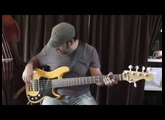2005 Fender American Deluxe Precision V Bass Review