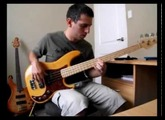 Fender American Deluxe Presicion Bass