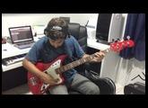 Baixo Fender JAGUAR DELUXE. Teste