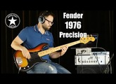 Fender Precision 1976 Vintage | angeldust-guitars.com Bass review