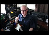 Tim Pierce demonstrating Carl Martin Effects Compressor & TremO'Vibe