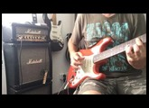Fender Classic 60 Strat FSR Fiesta Red (Japan) - Part 2: Custom Shop 54 pickups