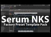 Maschine Packs: Xfer Serum VST Factory Library NKS Presets