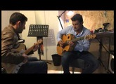 Steeve Laffont & Rudy Rabuffetti, Echo d'Artistes Archtop Demo