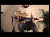 """Guitare Archtop électrique """"Echo d'Artistes"""""""