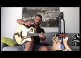 """Guitare Archtop 16"""" & 17"""" ECHO d'ARTISTES (Part 1)"""