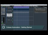 Cubase Quick Tips - Automation #1 - Getting started