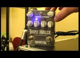 Wampler Triple Wreck Demo (High Quality Audio)