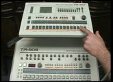 Roland TR-707 & TR-909 Ride and Crash Cymbals
