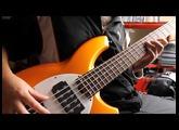 Ernie Ball Music Man Bongo 5 HH Bass