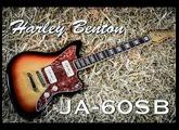 Harley Benton JA-60SB - IN DEPTH Demo
