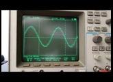 Azimuth using oscilloscope on Revox A77
