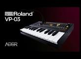 Roland VP-03 First Look