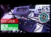 Roland TB-03, TR-09 and VP-03 Boutiques at BPM