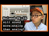 Roland TR-09, TB-03 & VP-03 Boutiques will sound more analog than analog? - Music Tech News