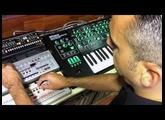 "Nacho Marco ""Dreams"" on Roland TR 09, TB 03, VP 03 & System 8"