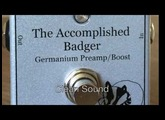 Fredric Effects Accomplished Badger Demo
