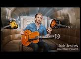 Epiphone Masterbilt Century: Josh Jenkins - Green River Ordinance