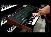 Oberheim Matrix 12 , synthesizers , Sound Demo ..