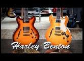 Harley Benton HB-35 and HB-35Plus - Review
