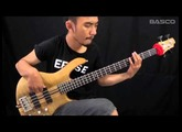 BASCO#3 Barry Likumahua Walking with the bass (Bass Cover)