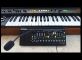 Roland VP-03 Boutique - VP-330 Vocoder Plus Clone - demo
