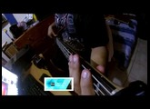 Bruno Mars- Treasure-bass cover -Yamaha trb1004j