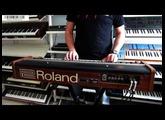 "Roland VP-330 Vocoder & Moog Taurus Synthesizer ""Venus & Mars"" no VP-03"