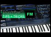 Oberheim Matrix-12 Programming Tips + Tricks [FM]