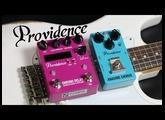 Providence Anadime Chorus ADC-4 and Chrono Delay  DLY-4 demo