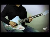 Volt Reverse demo - Pelham Blue metallic