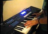 Piano sounds on Kurzweil PC3 LE 6