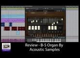 Review - Acoustic Samples B-5 Organ