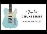 Fender Deluxe Series Nashville Tele Demo