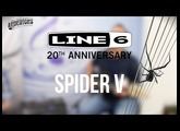 FIRST LOOK Line 6 Spider V - What do you think?