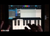 Cubasis: Syncing audio with virtual midi and Audiobus
