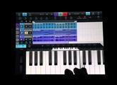 Cubasis with GarageBand and FL Studio instruments
