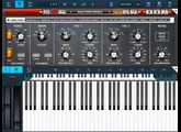 Cubasis 2 New MICROLOGUE Synth The BIG Soundtest Demo for iPad