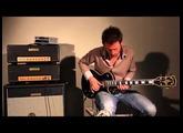 Tornade MS - JTM45 Drake Style - Guitares au Beffroi 2014 par Brice Delage
