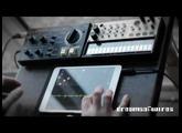 DreamsOfWires - Korg Volca Keys, Boss DR-55, Samplr