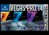Vegas Pro 14 (By Magix) Coming In September!