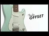 Introducing the Fender Offset Series